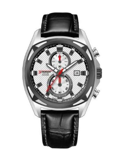 Cruiser Men's Silicon Strap Multifunction C7213-GZWWC