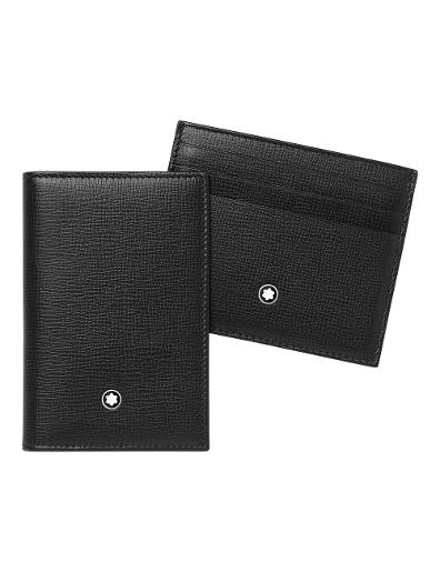 Montblanc Leather Gift Set 116852