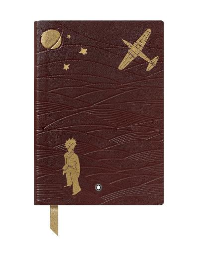 Montblanc Notebook 146 Le Petit Prince Aviator  lined 119544