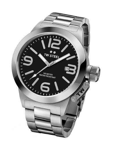 TW Steel Men's Canteen CB401