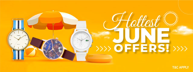 Hottest June Offers